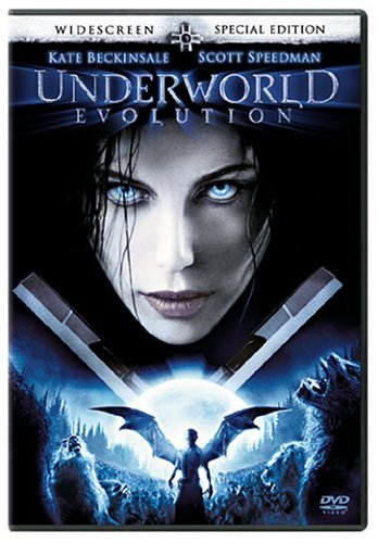 Cover art for  Underworld: Evolution (Widescreen Edition)