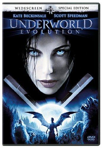 Cover art for  Underworld: Evolution (Widescreen Edition)