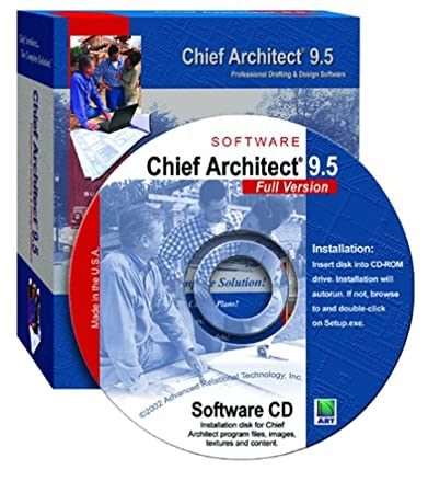 Chief Architect 9.5 Full Bundle