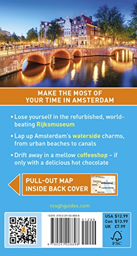 Amsterdam. Pocket Rough Guide (Pocket Rough Guides)