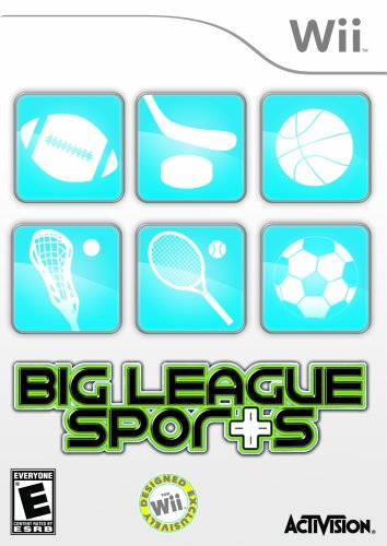 Big League Sports - Nintendo Wii - 1