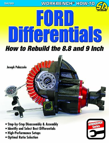 Download Ford Differentials: How to Rebuild the 8.8 and 9 Inch