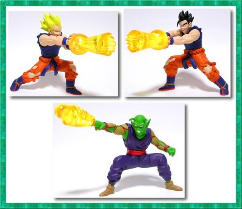 Dragonball DBZ Super Saiyan Goku Gohan Piccolo figure Part 1 set Banpresto