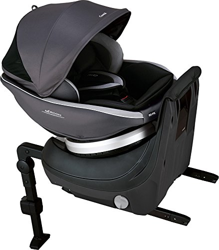 コンビ ホワイトレーベル ネルーム ISOFIX エッグショック NF-600 スパークリングシルバー (新生児~4才頃まで対象)