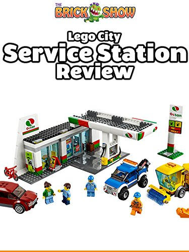LEGO City Service Station Review (60132)