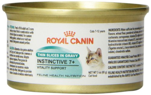 Royal Canin Instinctive 7+ Thin Slices In Gravy