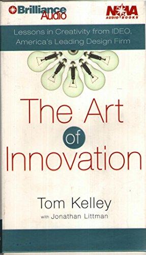 Download The Art of Innovation (Nova Audio Books)