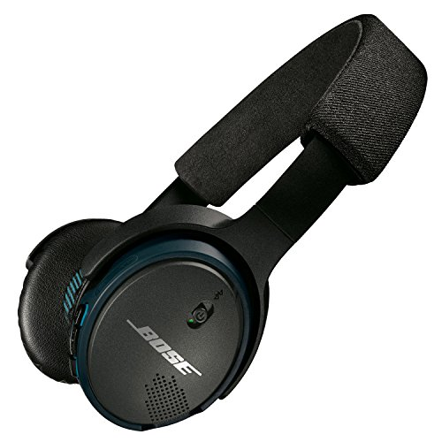 Bose SoundLink On-Ear Bluetooth Headphones - Black