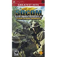 (PSP)SOCOM U.S. NAVY SEALS FIRETEAM BRAVO(GREATEST HITS)(輸入版:北米版)