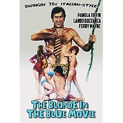 Blonde in the Blue Movie