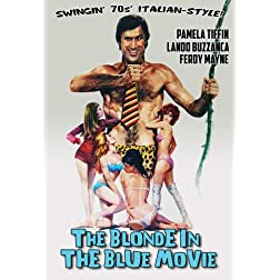 Blonde in the Blue Movie
