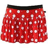 Polka Dot Sparkle Running Skirt