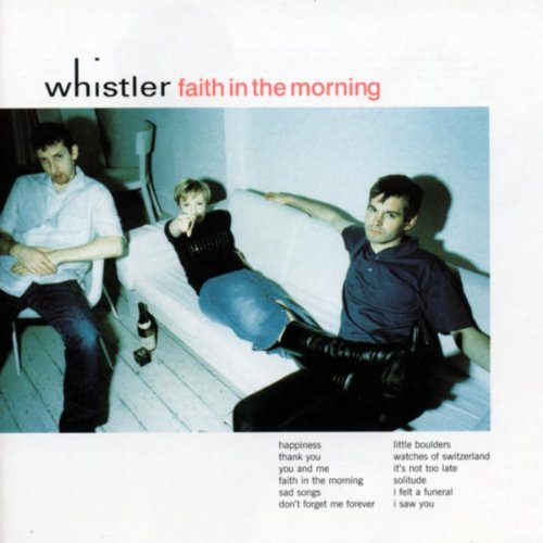 Whistler-Faith In The Morning-CD-FLAC-2001-FORSAKEN Download