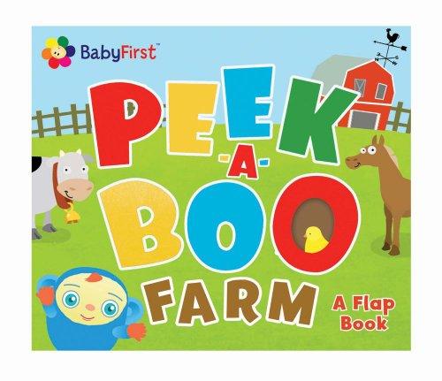 Babyfirst(Tm) Peek-A-Boo Farm front-1007287