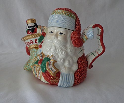 TEAPOT - St. Nicholas, Avon Collectible (Avon Teapot compare prices)