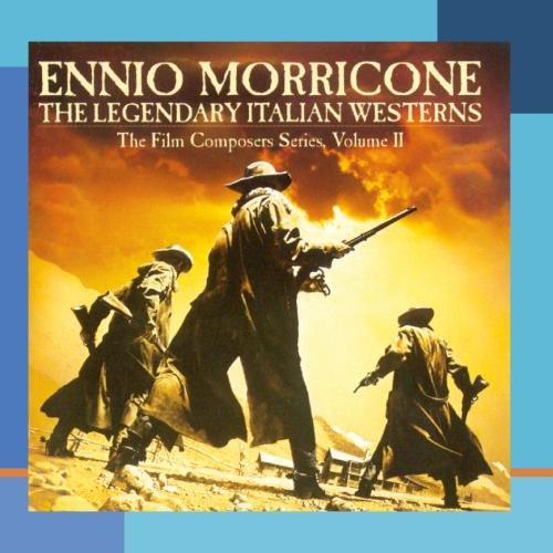 The Legendary Italian Westerns (The Film Composers Series, Volume II) (Spaghetti Western Music compare prices)