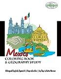 img - for Mexico: Coloring Book & Geography Study, Libro de Clorear y un Estudio de los Estados de Mexico book / textbook / text book