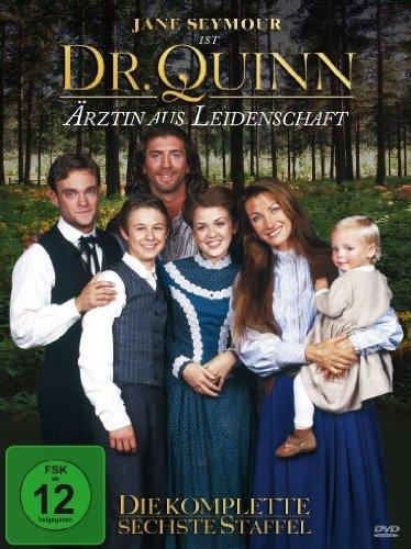 Dr. Quinn - Ärztin aus Leidenschaft: Die komplette sechste Staffel (6 DVDs)