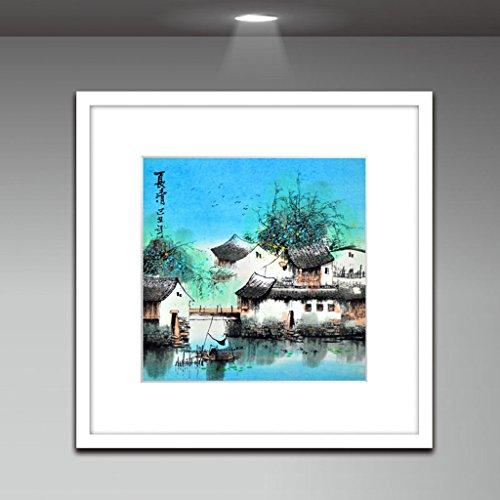 Moderne minimalistischen wohnzimmer dekorationsmalerei for Gerahmte bilder wohnzimmer