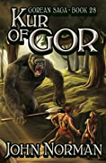 Kur of Gor (Gorean Saga 28)