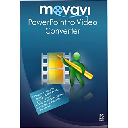 Movavi PowerPoint to Video Converter Personal Edition (OLD VERSION) [Download]