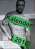 ",,Nackte Männer Kalender"" Neuausgabe Jahr 2016 / Produktart : Erotikkalender, Sexkalender, Pinup Kalender Männer-Peniskalender Real Cocks 2016 Aktfotos"