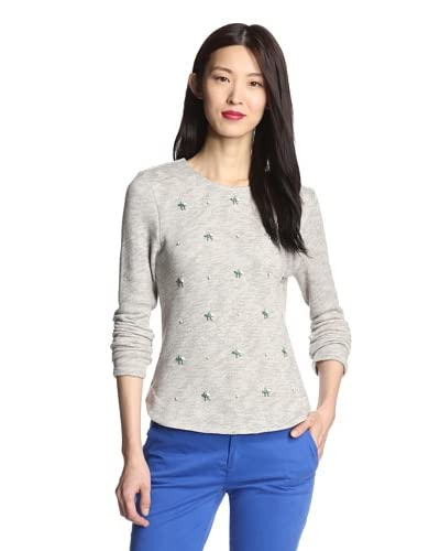 Greylin Women's Kate Beaded Sweatshirt