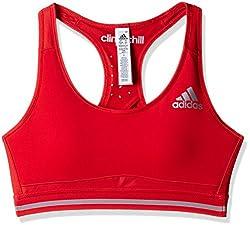 Adidas Seamless Sports Bra (AX8778XL_Rayred and Midgre)