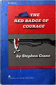 the use of intense imagery in red badge of courage a novel by stephen crane Use our free chapter-by-chapter summary and analysis of the red badge of  courage it helps middle and high school students understand stephen crane's  literary  accurate portrayals of the physical and psychological effects of intense  battle  the novel traces the emotional trajectory of one young recruit, henry, as  he.