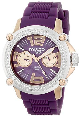 Mulco MW2-28086S-054 - Orologio da polso da donna