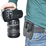 alohapi 一眼 レフ カメラ ベルト ホルダー デジカメ ビデオ カメラ ケース ストラップ (1個)
