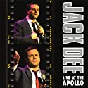 Jack Dee: Live at the Apollo  by Jack Dee Narrated by Jack Dee