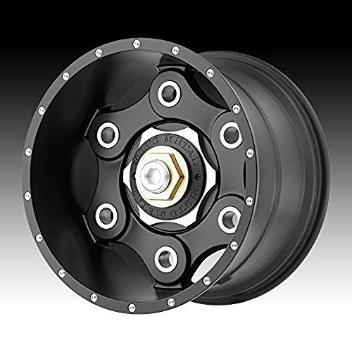 Moto Metal MO977 Link Satin Black Wheel (20x10
