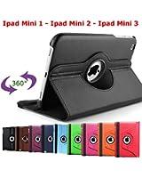 Generic 3662855000160A Housse pour iPad mini 1/2/3 Noir