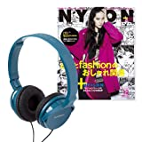 NYLON JAPAN PREMIUM BOX Vol.10 (Teal/Green)