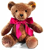 Steiff 38cm Cosy Year Bear Embroidered 2013 Plush (Brown)