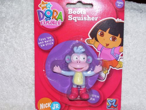 Nick Jr.Boots Squisher