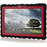 Gumdrop Drop Tech Series Case for Asus TF700 Transformer Pad, RED (DT-ASUS700-BLK-RED)