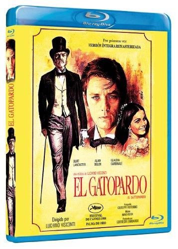 El Gatopardo BD [Blu-ray]