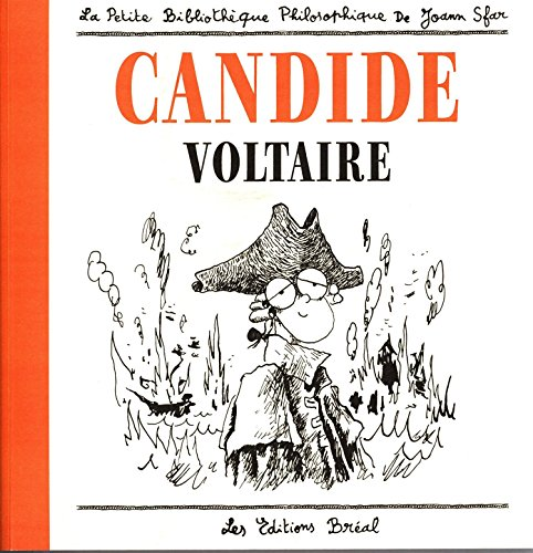 the writing techniques used in candide by voltaire