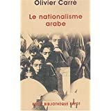 Le nationalisme arabepar Olivier Carr�