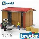 bruder ブルーダー 62620 農舎セット(フィギア付き) 1/16 ビーワールド