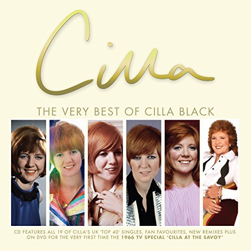 Cilla Black - The Very Best Of Cilla Black - Zortam Music