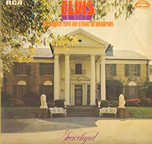 Recorded live on stage in Memphis (#cpl10606) / Vinyl record [Vinyl-LP]