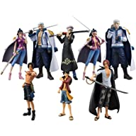 超造形魂 ONE PIECE -Law\'s ambition- (BOX)