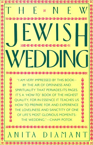 New Jewish Wedding, Anita Diamant