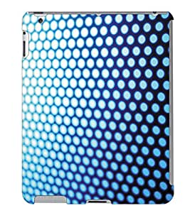 Fuson 3D Printed Pattern Designer Back Case Cover for Apple iPad 2 - D1061