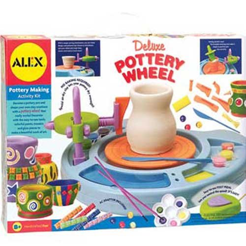 Pottery Wheel Set