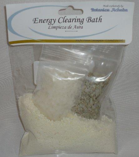 Energy Clearing Bath
