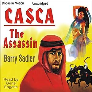 Casca: The Assassin: Casca Series #13 Audiobook